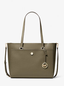 Michael Kors Maisie Large Pebbled Leather 3-in-1 T