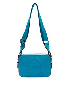 Etienne Aigner - Adeline Small Leather Camera Cros