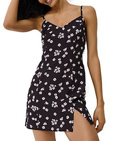 FRENCH CONNECTION - Verona Floral Print Mini Dress
