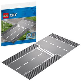 LEGO City Supplementary Straight and T-junction 60