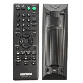 DVD Remote Control TV For SONY RMT-D197A DVP-SR210