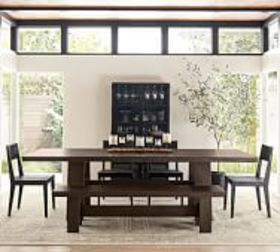 Pottery Barn Madera Extending Dining Table