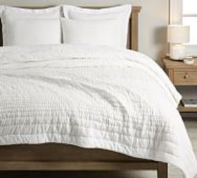 Pottery Barn Ultra Soft Handcrafted TENCEL™/Cotton