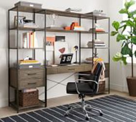 Pottery Barn Build Your Own - Ramsey Modular Offic