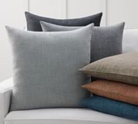 Pottery Barn Belgian Linen Pillow Covers Made with