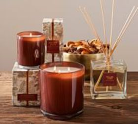 Pottery Barn Mulled Cider Scent Collection