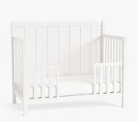 Pottery Barn Camp 4-in-1 Crib Toddler Bed Conversi
