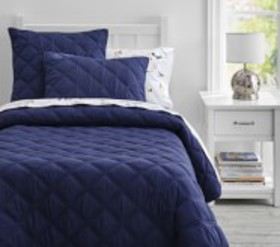 Pottery Barn Recycled Microfiber Casual Essential