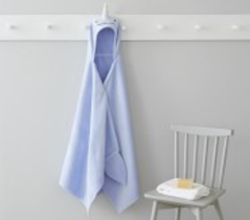 Pottery Barn Narwhal Kid Hooded Towel