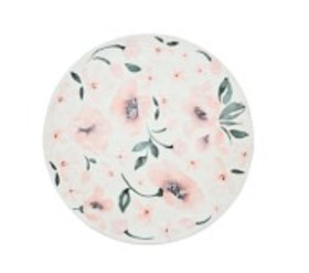 Pottery Barn Meredith Floral Econyl Round Rug