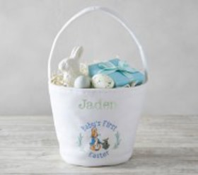 Pottery Barn Peter Rabbit™ Baby's First Easter Buc
