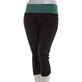 Plus Size Starting Point Performance Capris with Y