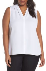 NIC AND ZOE Day To Night Top ( Plus Size)