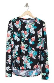 TOMMY BAHAMA Floral Springs Long Sleeve Relaxed T-
