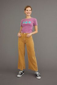BDG High & Wide Relaxed Corduroy Pant