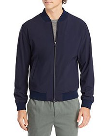 BOSS - Nolwin1 Solid Slim Fit Bomber Jacket