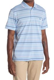 BROOKS BROTHERS Striped Polo