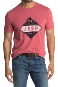 LUCKY BRAND Jeep Graphic T-Shirt
