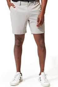 """Threads 4 Thought Baylor 7"""" Hybrid Chino Shorts -"""