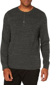 Threads 4 Thought Durable 3-Button Long-Sleeve Hen
