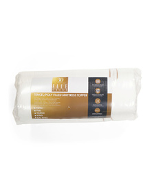 225tc Mattress Topper With 2 Inch Gusset