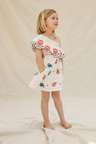 Anthropologie Plenty by Tracy Reese Embroidered Ki