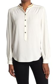 ZADIG AND VOLTAIRE Tinon Long Sleeve Pullover