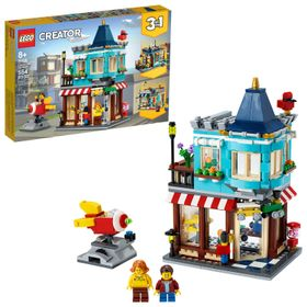 LEGO Creator 3in1 Townhouse Toy Store 31105 Buildi