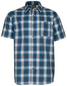 RedHead Yarn-Dyed Ripstop Short-Sleeve Shirt for M