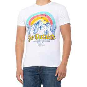 RING OF FIRE Go Outside T-Shirt - Short Sleeve (Fo