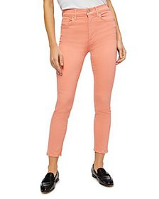 7 For All Mankind - High Waisted Ankle Skinny Jean