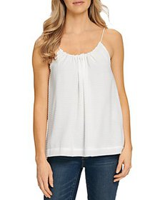 DKNY - Ruched Textured Camisole