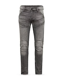 G-STAR RAW - 3D Slim Fit Moto Jeans in Faded Ancho
