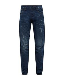 G-STAR RAW - Scutar 3-D Slim Fit Tapered Jeans in
