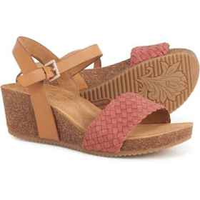 Comfortiva Eshana Sandals - Leather (For Women) in