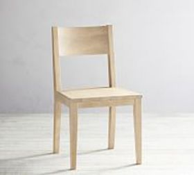 Pottery Barn Menlo Wood Dining Chair