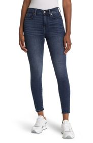 7 FOR ALL MANKIND High Waist Ankle Gwenevere Jeans