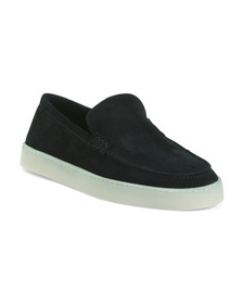 Men's Casual Suede Slip On Loafers