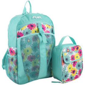 Fuel Deluxe Lunch Bag And Backpack