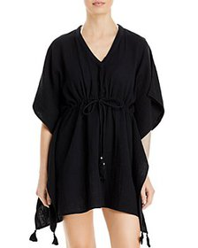 Echo - Butterfly Caftan Swim Cover-Up