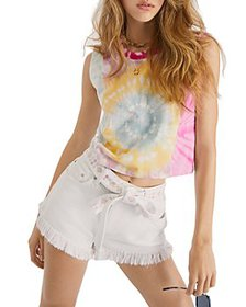 FRENCH CONNECTION - Tanie Tie Dyed Tank Top