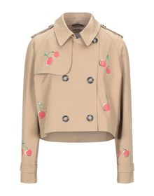 FRONT STREET 8 - Double breasted pea coat