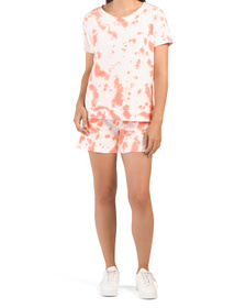 Coral Splotch Short Collection