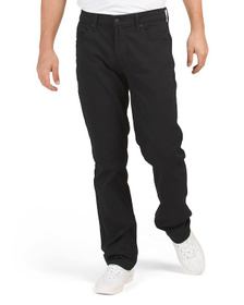 Byron Straight Zip Fly Jeans