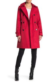 MICHAEL MICHAEL KORS Missy Belted Trench Coat