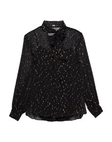 KARL LAGERFELD - Shirts & blouses with bow