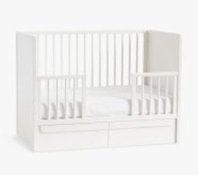 Pottery Barn west elm x pbk Gemini Toddler Bed Con