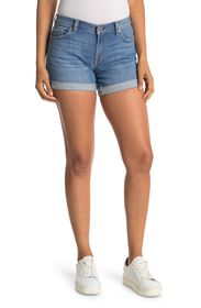7 FOR ALL MANKIND Relaxed Denim Bermuda Shorts