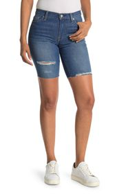 7 FOR ALL MANKIND Relaxed Bermuda Shorts