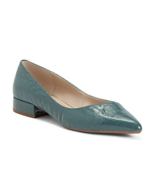 Patent Leather Pointy Toe Flats